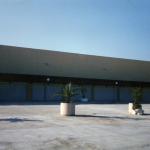 Muro de Suporte de Terras e Coberto Auto Residencial Vieira